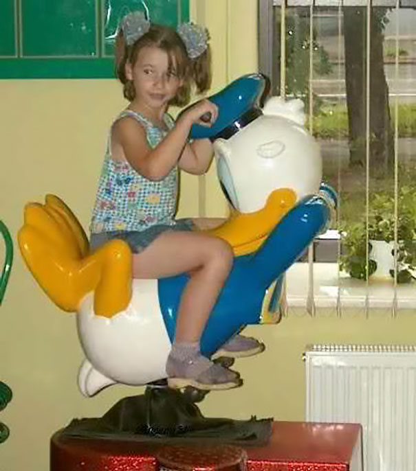 Inappropriate Donald Duck