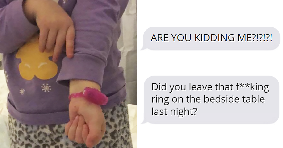 10+ Times Kids Did Completely Innocent Things That Looked Dirty To Adults |  Bored Panda