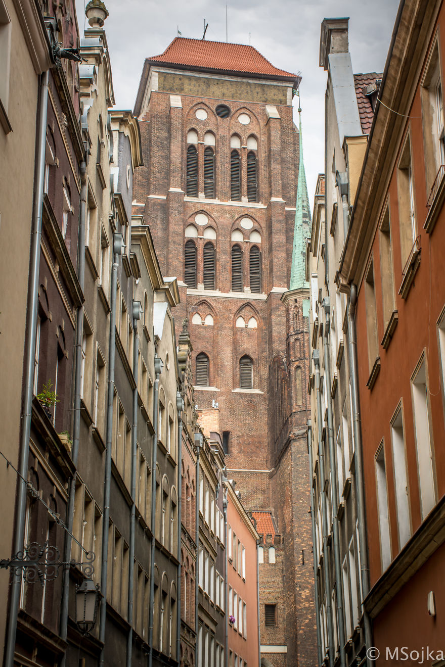 One Day Trip To Gdansk In Poland