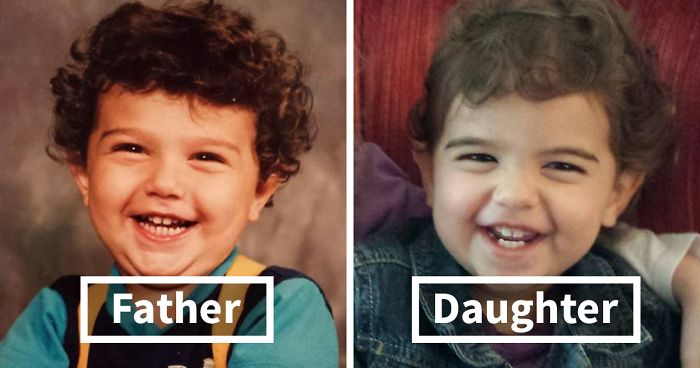 25+ Photos That Prove Kids Are Copy-Paste Versions Of Their Parents (Add Yours)