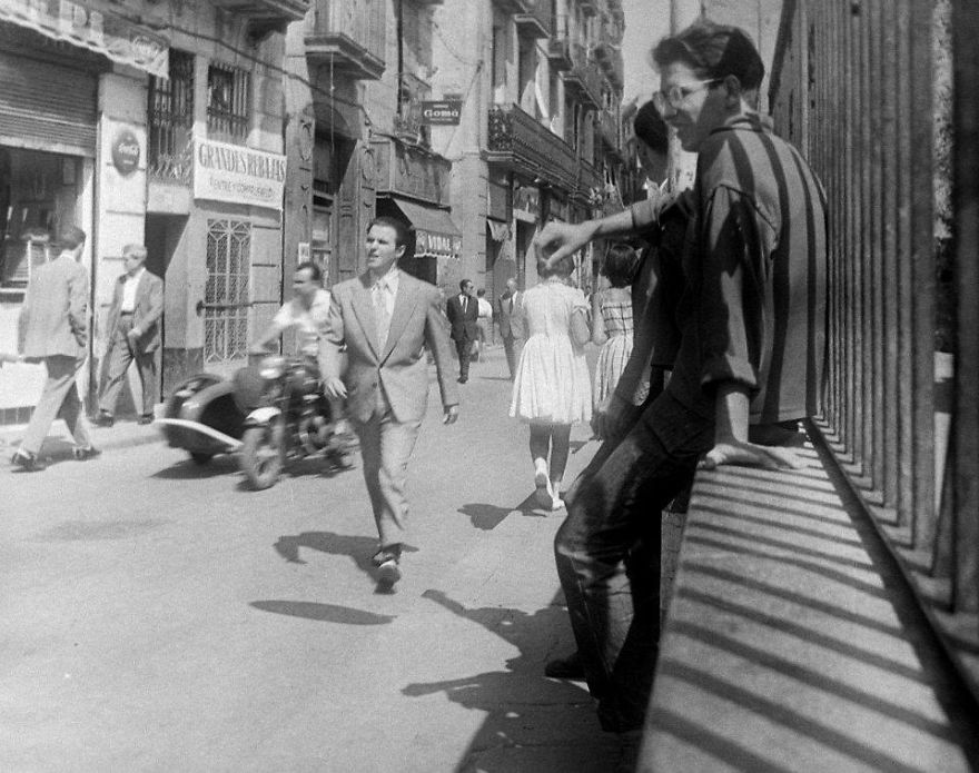 Lost Photos Of Barcelona