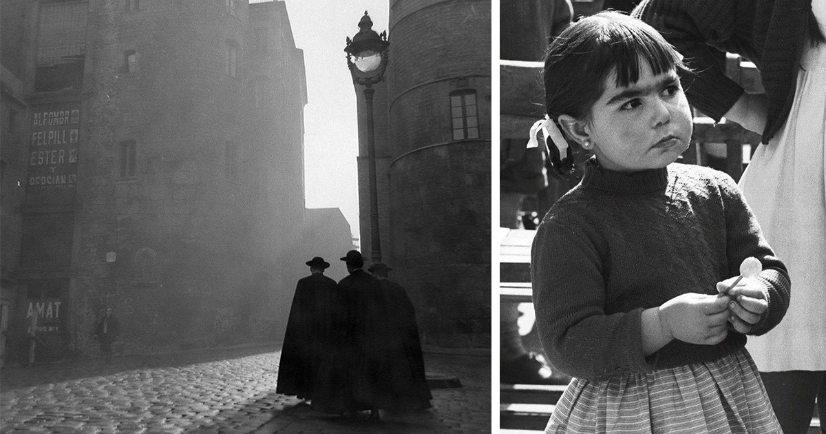 Man Buys Envelope For $3.50 In Flea Market, Discovers Lost Photos Of Barcelona By Unknown Master Photographer