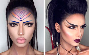 12 Makeup Looks For Each Zodiac Sign - Which One Is The Best?