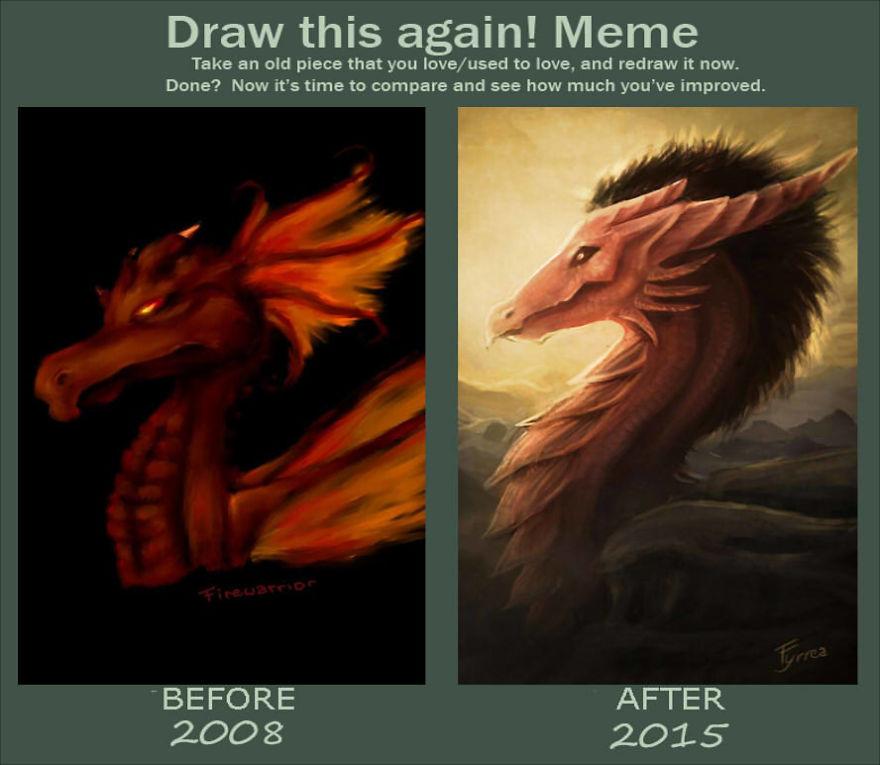 Draw It Again By Fyrrea