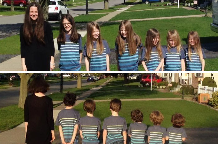 6 Brothers Were Bullied For Years While Growing Their Hair Long To Make Wigs For Kids With Cancer