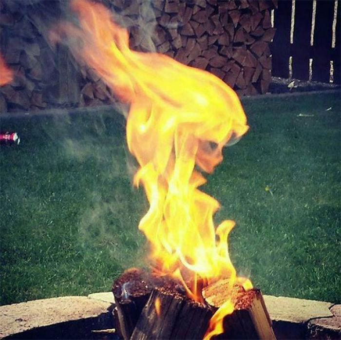 Belleza de fuego