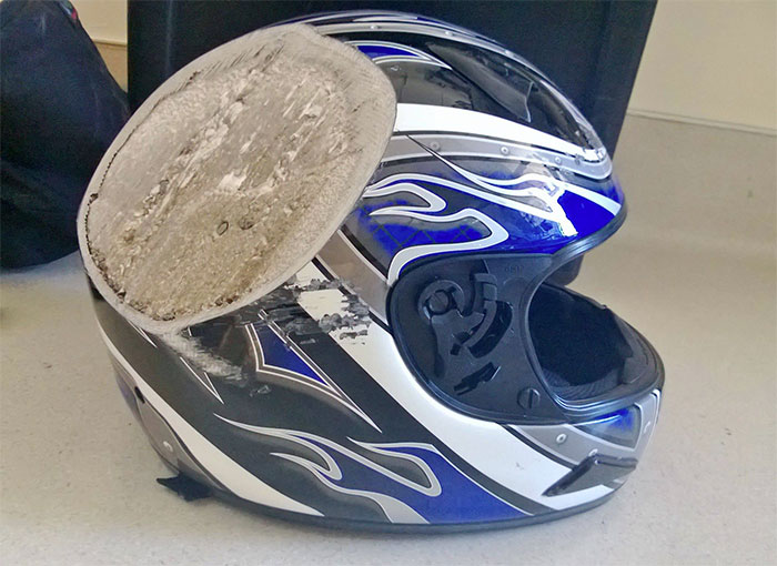35 Reasons Why You Should Always Wear A Helmet