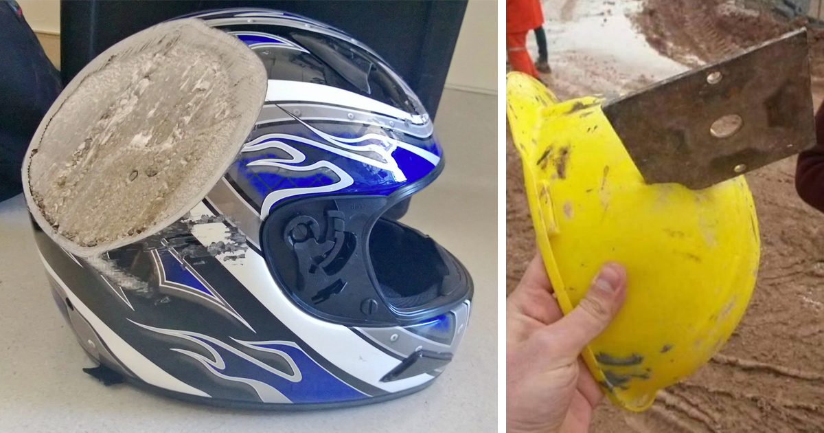 35 Reasons Why You Should Always Wear A Helmet Bored Panda