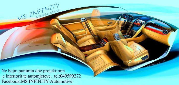 Ms Infinity Automotive Interior Design