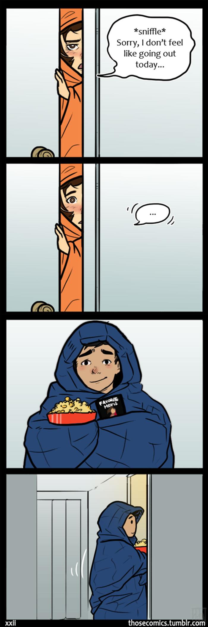 Those Comics
