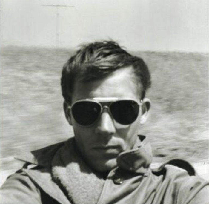 Hunter S. Thompson, 1960