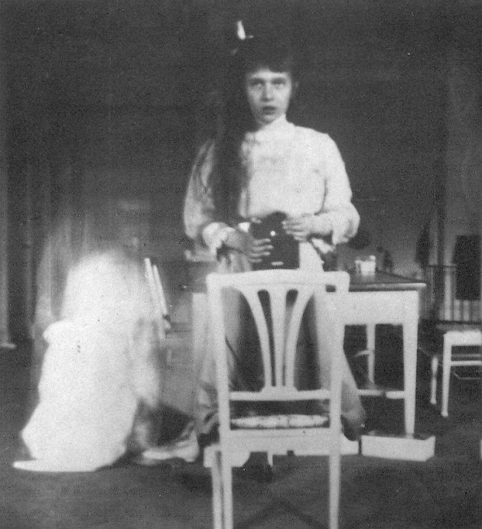 Princess Anastasia (Daughter Of Russia's Last Emperor), 1914