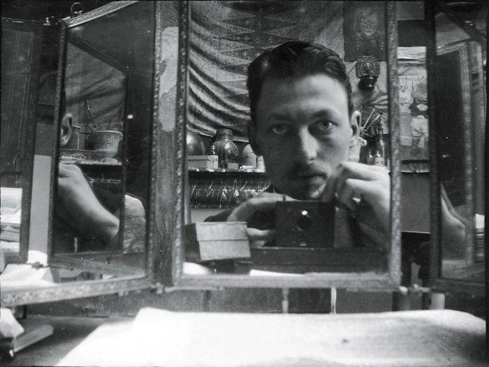 Belgian Artist Henri Evenepoel, 1898