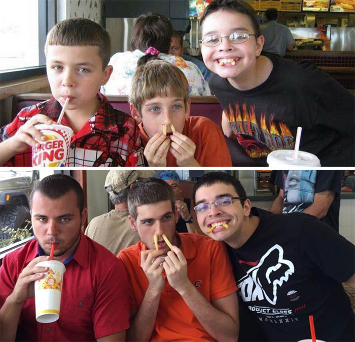 11 Years Later: Burger King Still Sucks And My Only Friends Are Fucking Weird