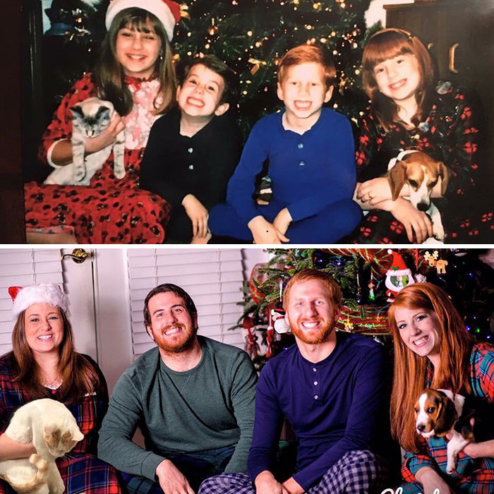 Christmas Has Changed A Lot In 20 Years