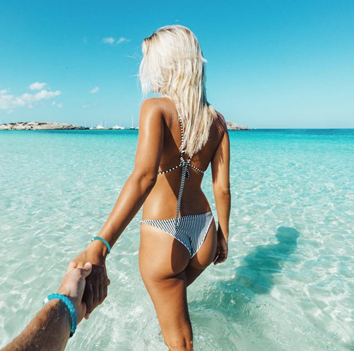 This Couple Makes Up To $9000 Per Instagram Photo While Traveling, And Here's How They Do It