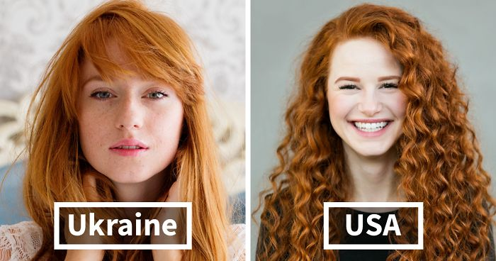 Photographer Travels Around The World To Capture The Incredible Beauty Of Red Hair, Photographs More Than 130 Redheads