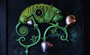 Steampunk Sculptures That I Create From Trash