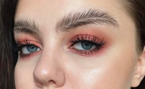 Feather Brows Is The Newest Trend Nobody Expected