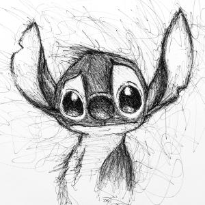 I Scribble My Favorite Cartoon Characters
