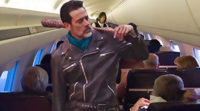 314 Of The Funniest Reactions To United Airlines Violently Dragging A Man Off A Plane (Add Yours)