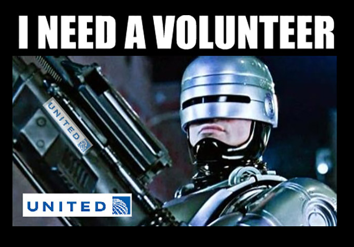 I Need A Volunteer – #ineedavolunteer #united