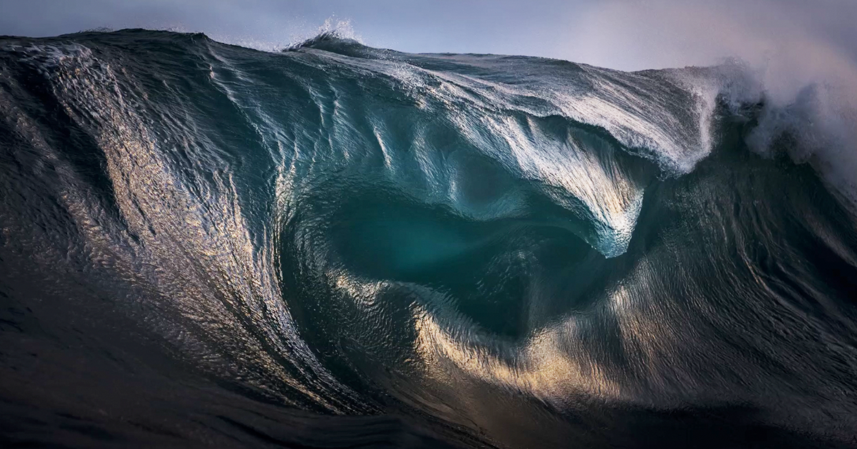 Waves Like You've Never Seen Before