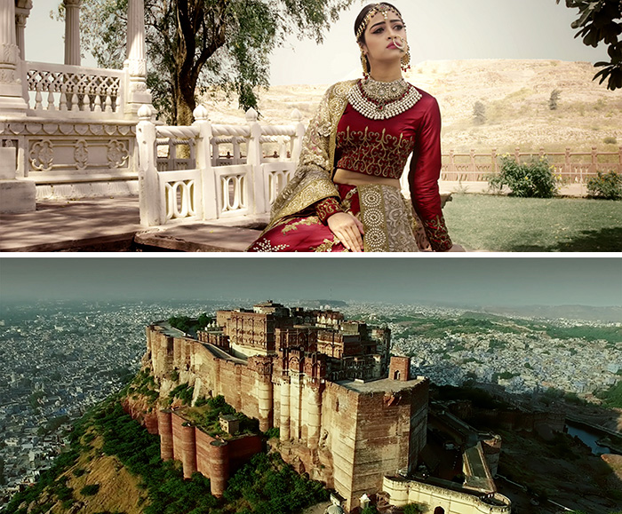 We Spend 30 Days Creating Costumes And 23 Days For Filming To Show How Beautiful India Is