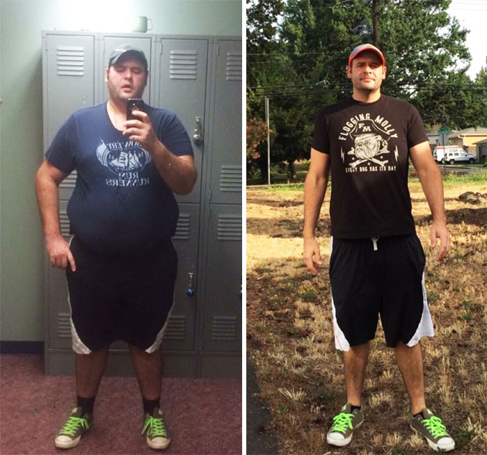 Incredible Before And After Weight Loss Photos Motivation weight loss before and after 11 5901ec2dc2c50  700