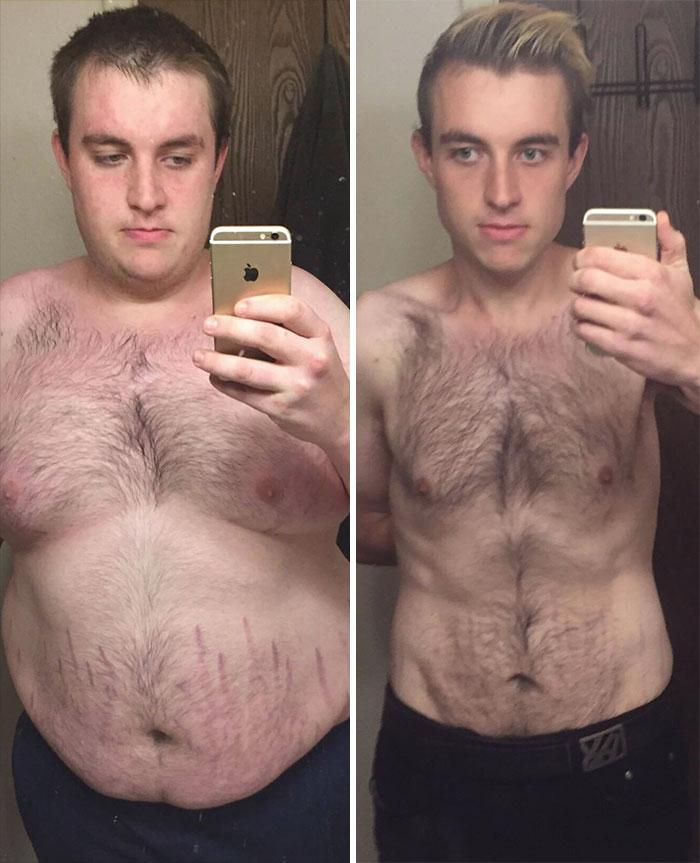 Half My Body Weight In Under A Year (11 Months)