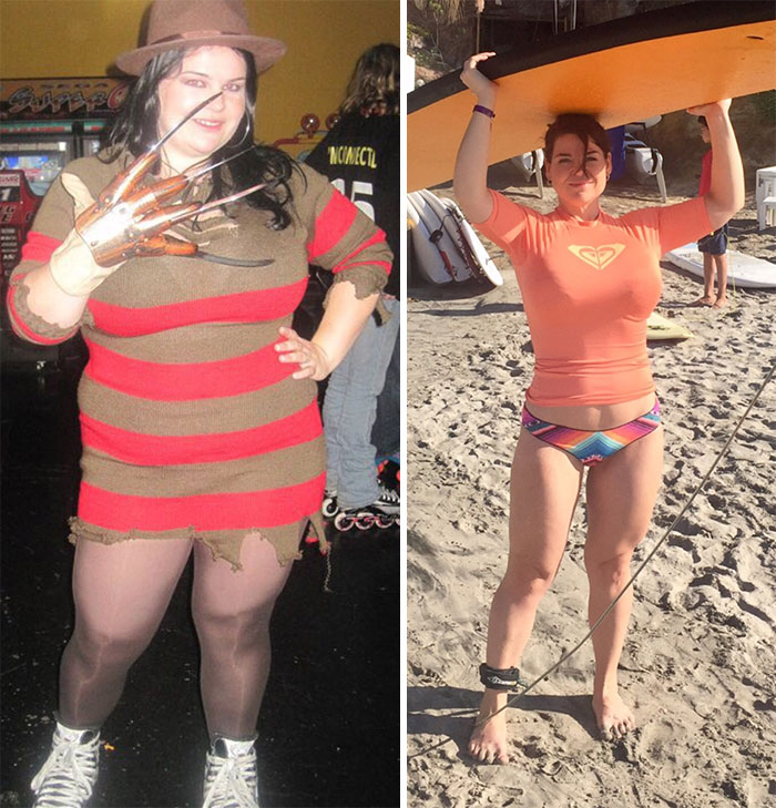 Incredible Before And After Weight Loss Photos Motivation weight loss before and after 23 5902fe9662a57  700