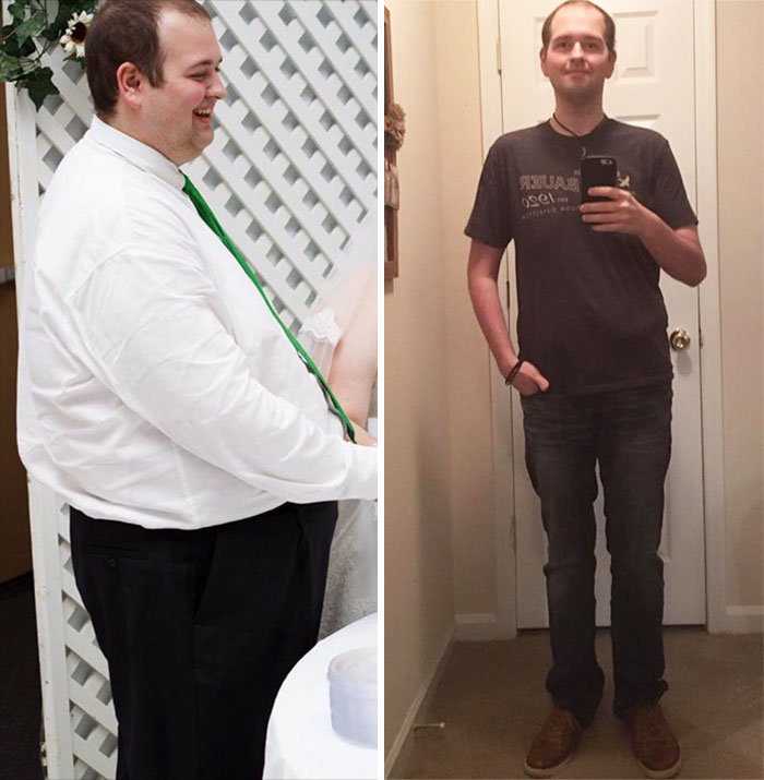 Incredible Before And After Weight Loss Photos Motivation weight loss before and after 30 590305985c1fc  700