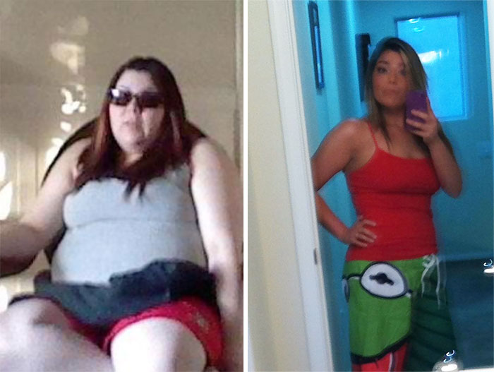 10+ Incredible Before-And-After Weight Loss Pics You Won't ...