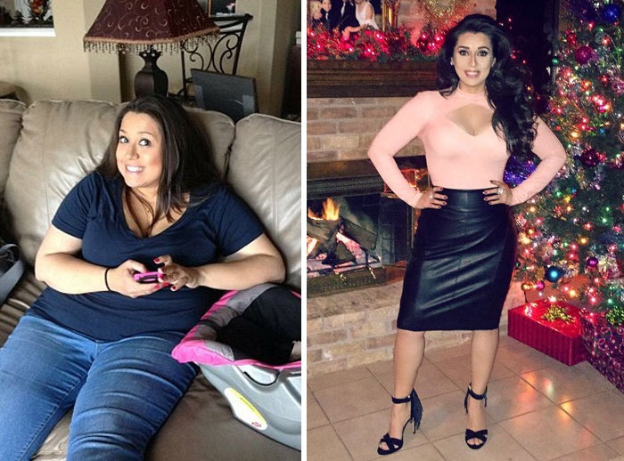 New Mom Lost 100 Lbs After She Found Out Her Husband Was Cheating On Her And Calling Her A Cow Behind Her Back