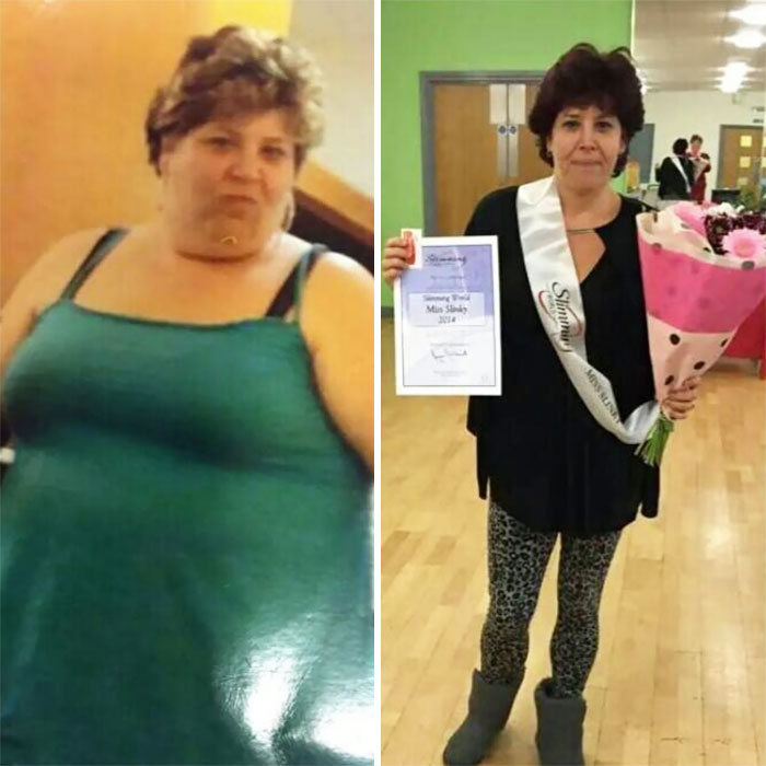 Incredible Before And After Weight Loss Photos Motivation weight loss before and after 35 590326eabdfaf  700