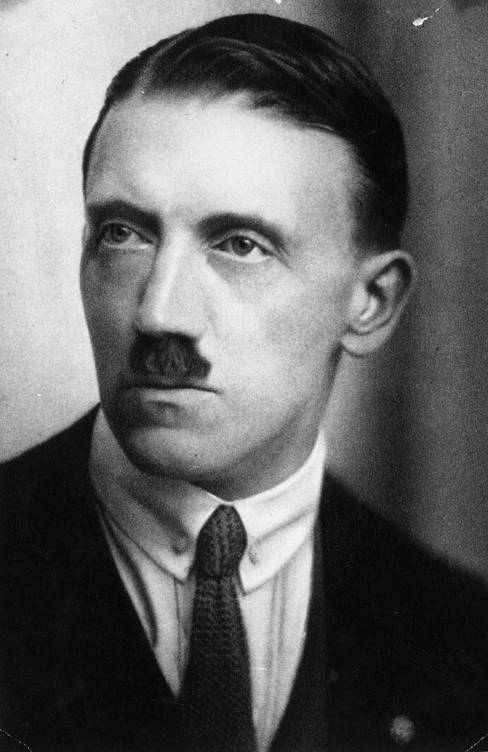 Adolf Hitler de joven