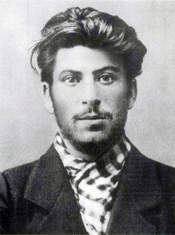 Joseph Stalin, 1902