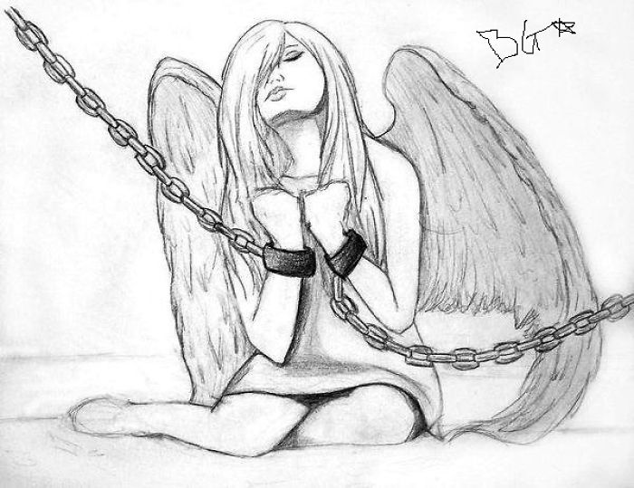 A Chained Angel
