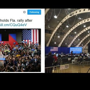 Hillary Does Have A Great Following. #bowowchallenge