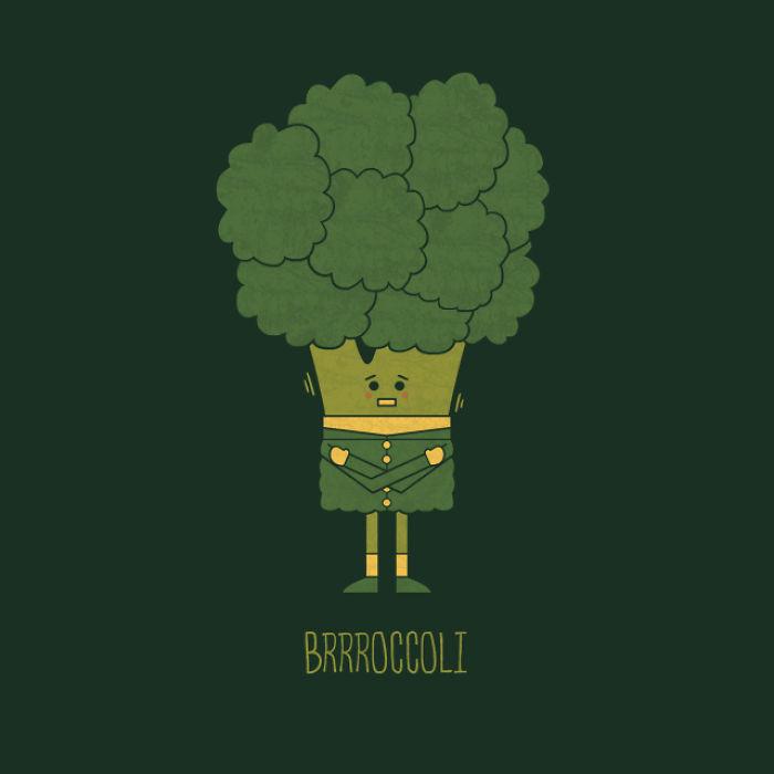 Brrroccoli