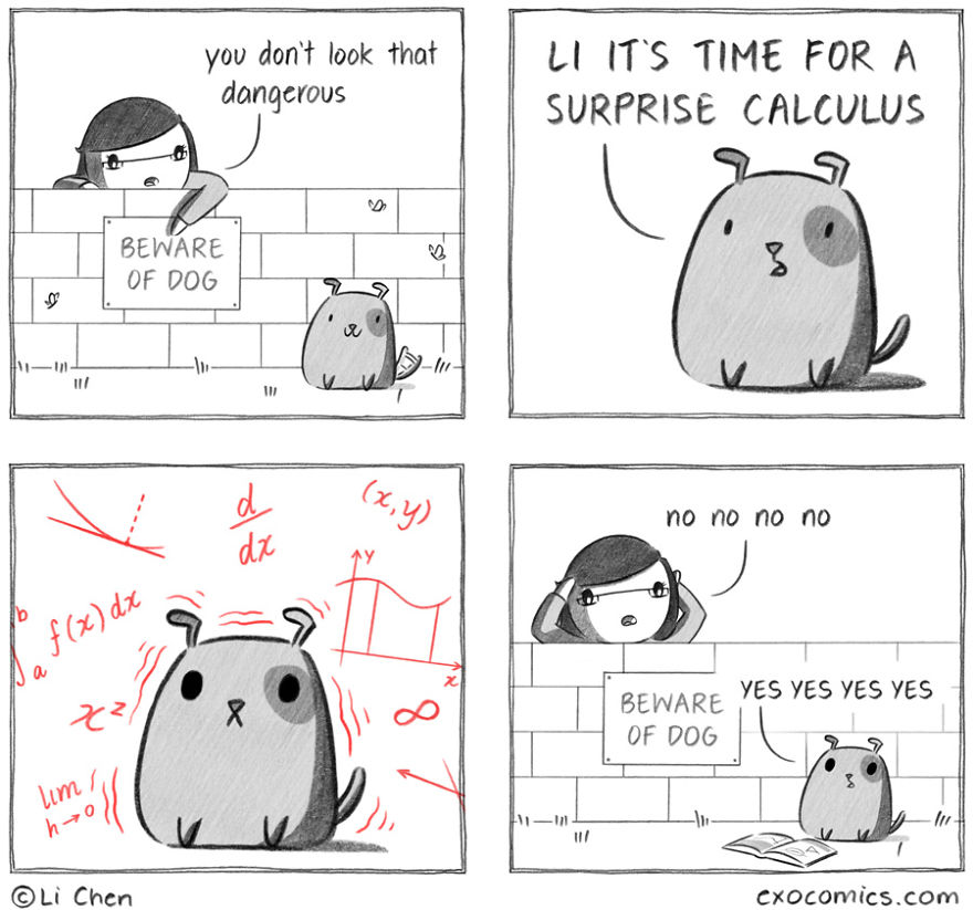 I Like Drawing Comics With Animals In Them