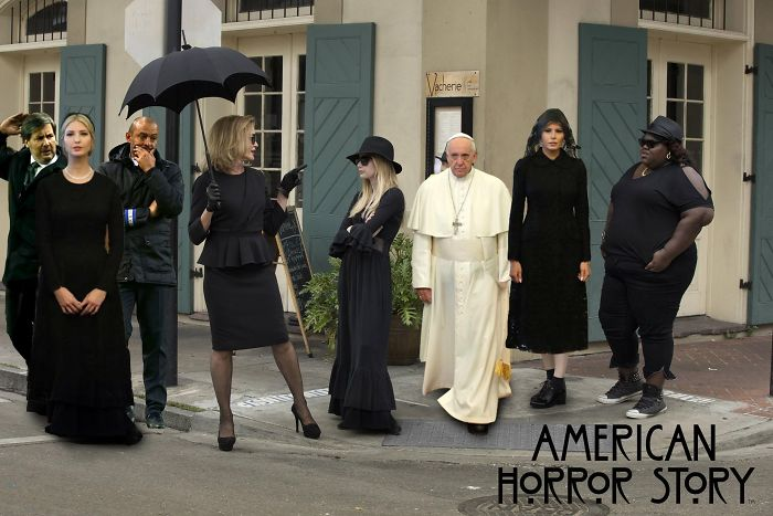 American Horror Story (+ Fcporto Ex-coach And Sporting Lisbon President)