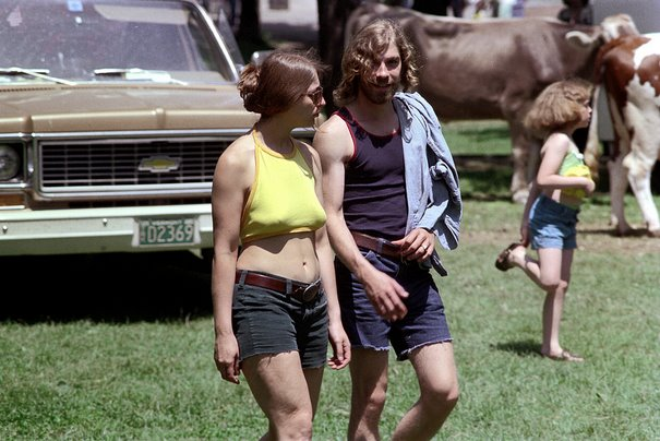 Men's Shorts In The 1970s
