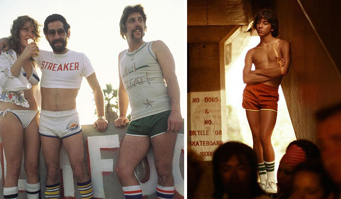 20+ Vintage Pics Of Men's Shorts In The 1970s