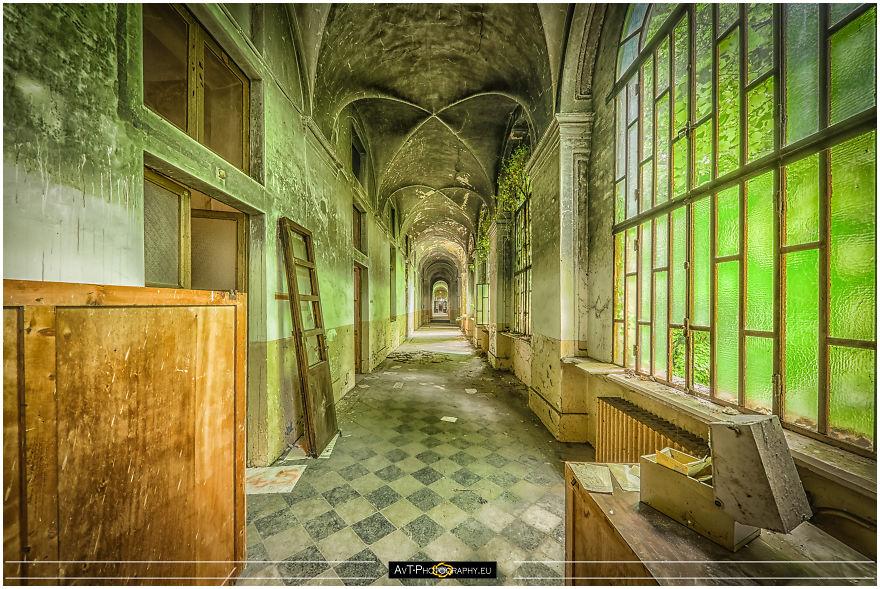 Colorful Corridor