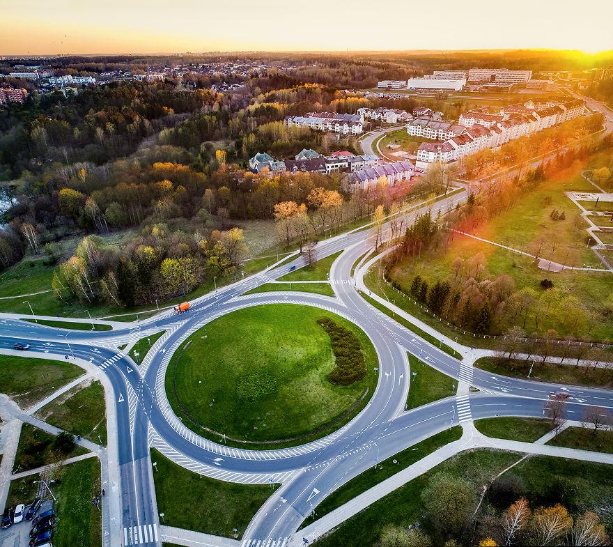 Santariškės Roundabout