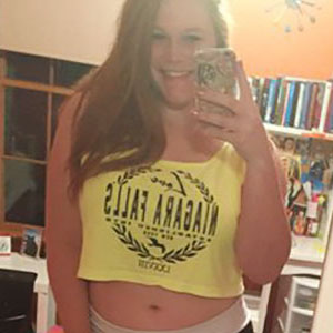 What Women Over 200 Lbs Shouldn't Wear In Public? This Girl Has The Perfect Answer