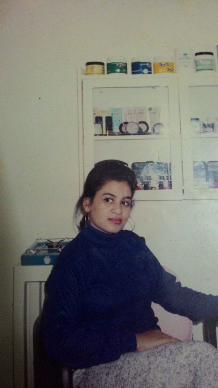Maa In 1993 When I Was 2 Years Old, Keepin It Fresh.
