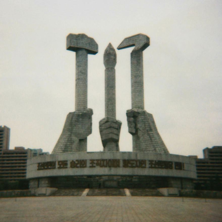 I Introduced Polaroid In North Korea