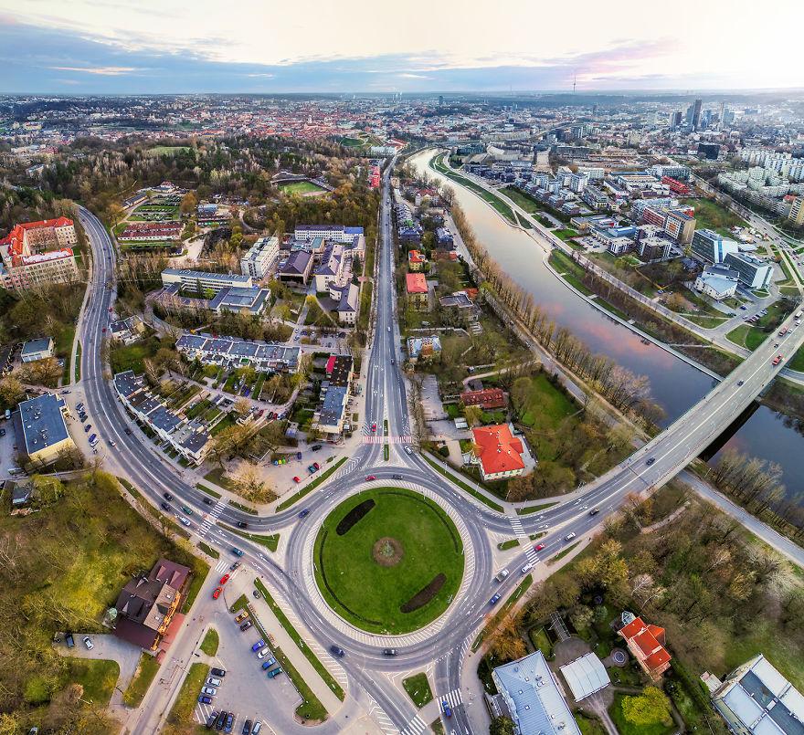 Antakalnis Roundabout